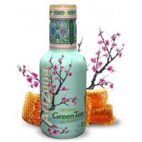 ARIZONA Pet Πράσινο τσάι με Μέλι & Τζίνσενγκ 450ml