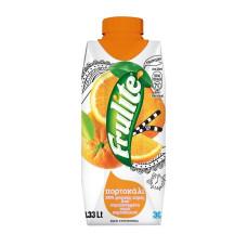 FRULITE Φυσικός χυμός Πορτοκάλι 330ml