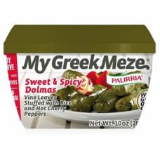 ΠΑΛΙΡΡΟΙΑ My Greek Meze Ντολμαδάκια Sweet & Spicy 280gr