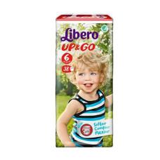 LIBERO Up & Go No.6 XL 13-20 38τμχ.  (Πρ. Ελληνικής Αντιπροσωπείας)
