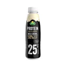 ARLA Γάλα με Πρωτεϊνη 50% Λιγ. Ζαχ. Βανίλια 500gr