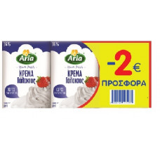 ARLA Κρέμα Γάλακτος 36% 3x200ml -2eur