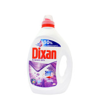 DIXAN Gel Λεβάντα 30μεζ. 1.5L (Πρ. Ελληνικής Αντιπροσωπείας)