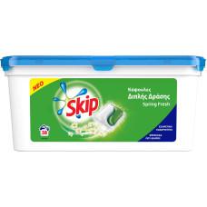 SKIP Duo Caps Spring Fresh 38T 916gr  (Πρ. Ελληνικής Αντιπροσωπείας)