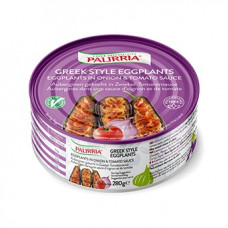 ΠΑΛΙΡΡΟΙΑ Μελιτζάνες σε σάλτσα κρεμμυδιού & ντομάτας (Ιμάμ) 280gr