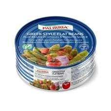 ΠΑΛΙΡΡΟΙΑ Πλατιά φασολάκια σε σάλτσα κρεμμυδιού & ντομάτας (λαδερά) 280gr