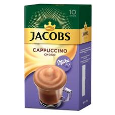 JACOBS Cappuccino Milka 10x18gr