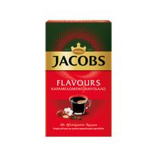 JACOBS Καφές Flavours Καραμέλωμένο Αμύγδαλο 250gr