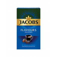 JACOBS Καφές Flavours Φουντούκι 250gr