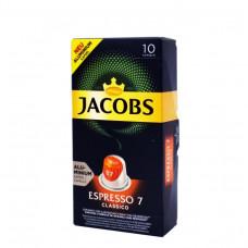 JACOBS Capsules Espresso 7 Classico 10pc
