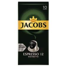 JACOBS Capsules Epresso 12 Ristretto 10pc