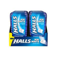 HALLS Καραμέλες Mini Mints Μέντα 12,5gr (BARCODE ZIN: 7622210867858)