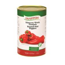 ΠΑΛΙΡΡΟΙΑ Ψητές κόκκινες πιπεριές 4200gr