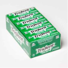 TRIDENT Τσίχλες  Fresh Δυόσμος Stick 13,5gr (BARCODE ZIN: 5601037325019)