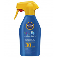 NIVEA Sun Αντηλιακό Kids Trigger Spray SPF30 300ml