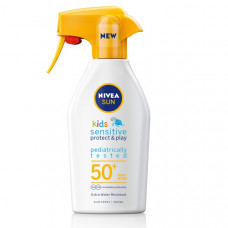 NIVEA Sun Αντηλιακό Kids Sensitive Trigger SPF50+ 300ml