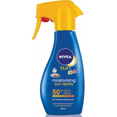 NIVEA Sun Αντηλιακό Kids Trigger Spray SPF50+ 300ml