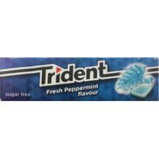 TRIDENT Τσίχλες Μέντα Stick 14gr (BARCODE PC: 7622300781743)