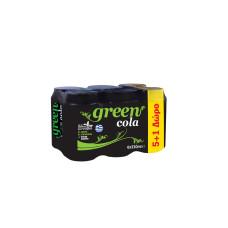 GREEN COLA Κουτί (5+1) 330ml