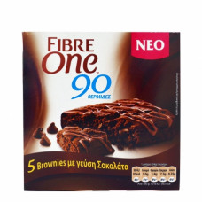 NATURE VALLEY Fibre One Brownie Σοκολάτα 120gr