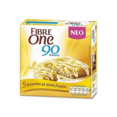 NATURE VALLEY Fibre One Brownie Λεμόνι 120gr