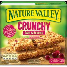 NATURE VALLEY Μούσλι Βρώμης με Cranberry 210gr