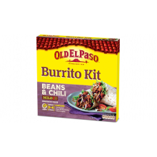 OLD EL PASO Burrito Dinner Kit 620gr