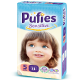 PUFIES Small pack Sensitive Size 5/Junior