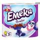 EMEKA Toilet Paper 3ply Paradise 4 ρολά